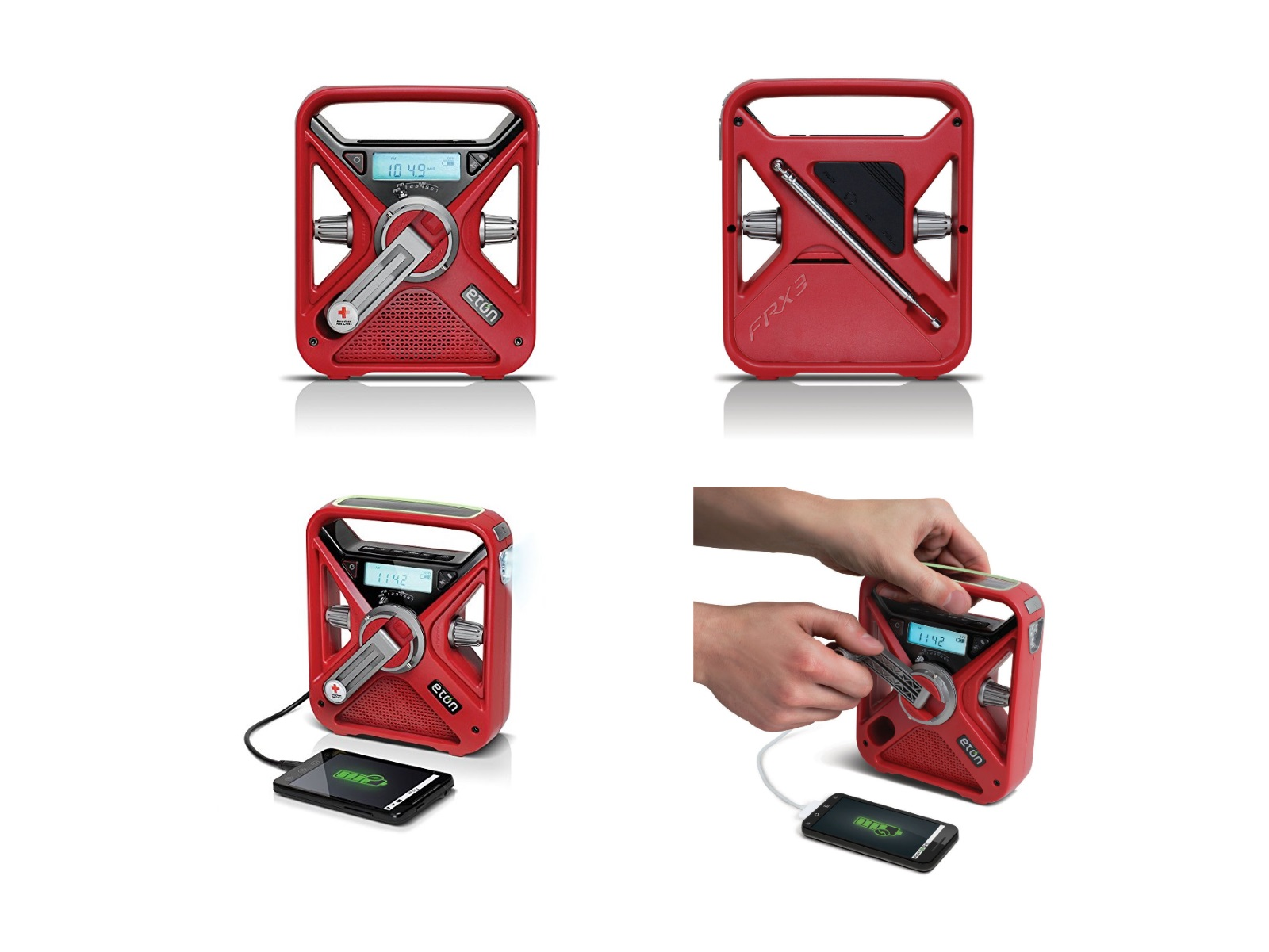 10 solar powered USB chargers and accessories